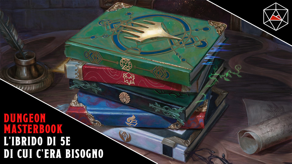dungeon masterbook